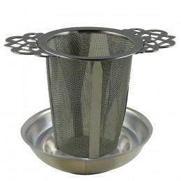 Filtre passe thé forme volute 5,5cm