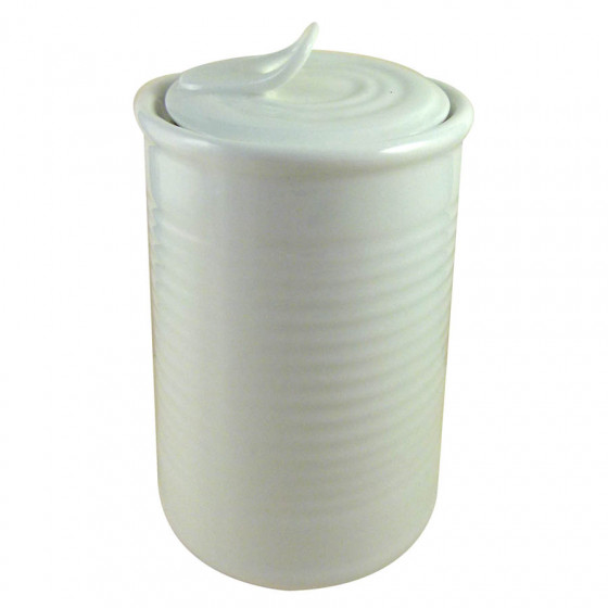 Boîte vide blanche