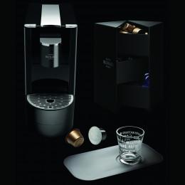 Café expresso intense capsules premium n°3 pour machine Ventura Richard x24