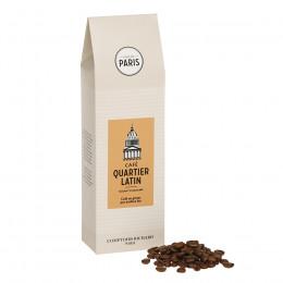 Café Bio en grains Quartier Latin étui 250g