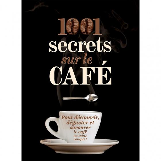 Livre 1001 secrets sur le café par Michael McCauley