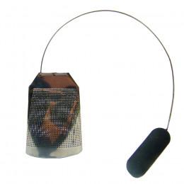 Infuseur à thé inox en forme de sachet