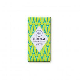 Tablette de chocolat au lait noisettes 30g