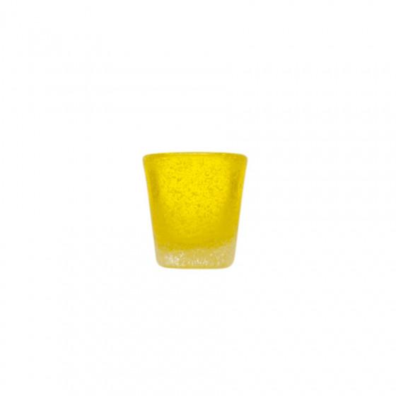 Gobelet à café jaune