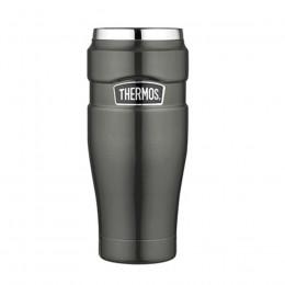 Travel mug King gris taupe 47cl