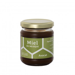 Miel d'avocat du Mexique 250g