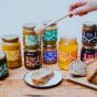 Miel d'acacia liquide de France 500g