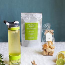 Sachet garni de moelleux au citron 150g