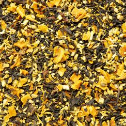 Thé noir Trois gingembres