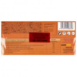 Tablette de chocolat au lait 38% nougat et miel 70g