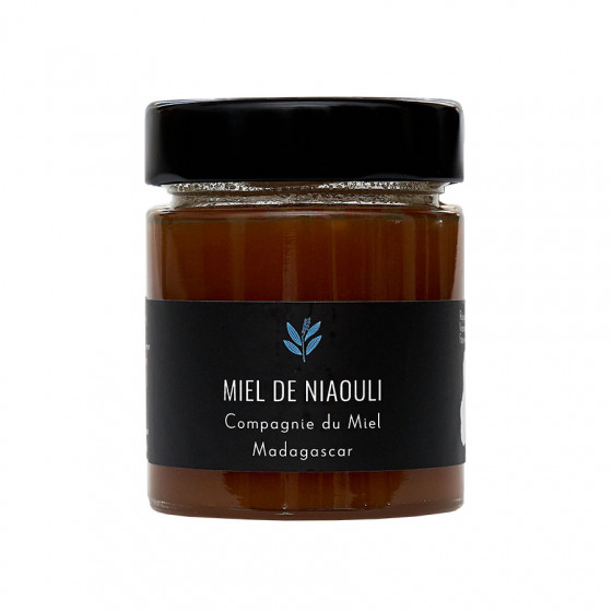 Miel de Madagascar Niaouli 170g