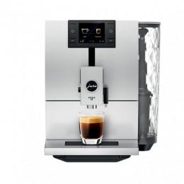 Robot café JURA ENA 8 Nordic White et 3 paquets de 250g de café en grains et 2 verres expresso Cafés Richard 8cl offerts