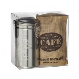 Coffret café authentique duo amandes