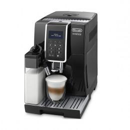 Robot café Delonghi Dinamica FEB 3555.B et 3 paquets de 250g de café en grains et 2 verres expresso Cafés Richard 8cl offerts