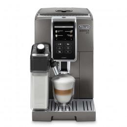 Robot café Delonghi Dinamica FEB 3795.T et 3 paquets de 250g de café en grains et 2 verres expresso Cafés Richard 8cl offerts