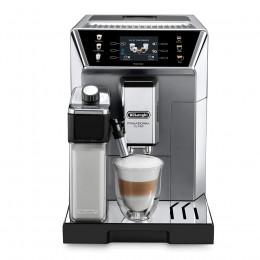 Robot café Delonghi primadonna 550.85 MS et 5 paquets de 250g de café en grains et 4 verres double parois Cafés Richard offerts