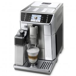Robot café Delonghi 650.55.MS et 5 paquets de 250g de café en grains et 4 verres double parois Cafés Richard offerts