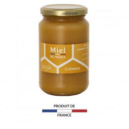 Miel crémeux de France 500g