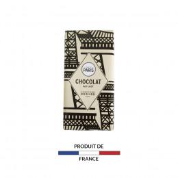 Tablette de chocolat au lait 40% 30g