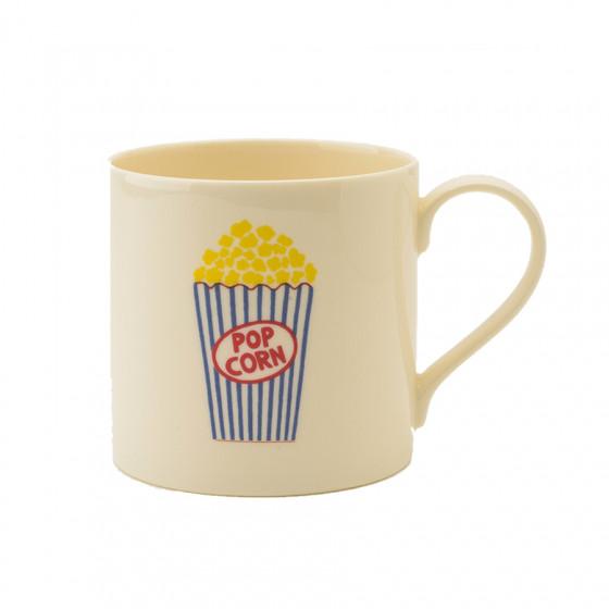 Mug décoration Pop Corn 25cl