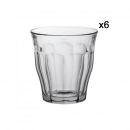 Set 6 verres à café 16cl