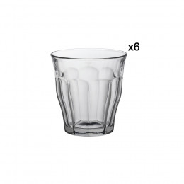 Set 6 verres à café 9cl