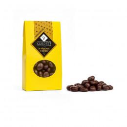 Sachet garni de raisins dorés au sauternes 50g