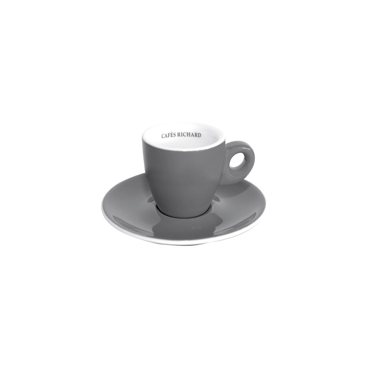 Convient pour linduction Acier inoxydable Cosumy Cafeti/ère expresso pour 6 tasses avec brosse de nettoyage et cuill/ère doseuse