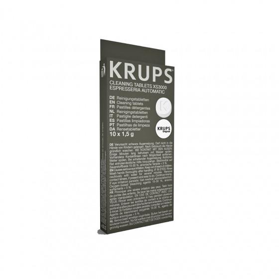 Tablettes nettoyante XS300010 Krups