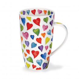 Mug Henley Warm Hearts 60 cl
