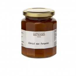 Confiture abricot aux amandes 320g