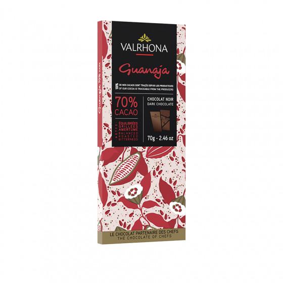 Tablette de chocolat noir 70% Guanaja 70g