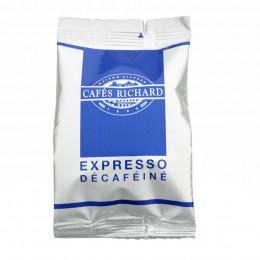Café décaféiné capsy x40