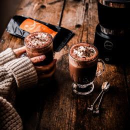 Cacao en poudre aromatisé à l'orange  200g