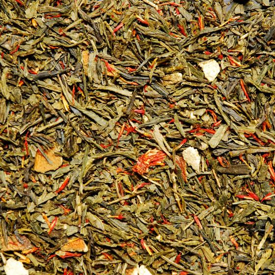 Thé vert Au Temps des Tsarines