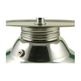 Percolateur induction 2 becs