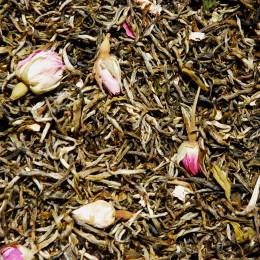Thé blanc Rose Litchi