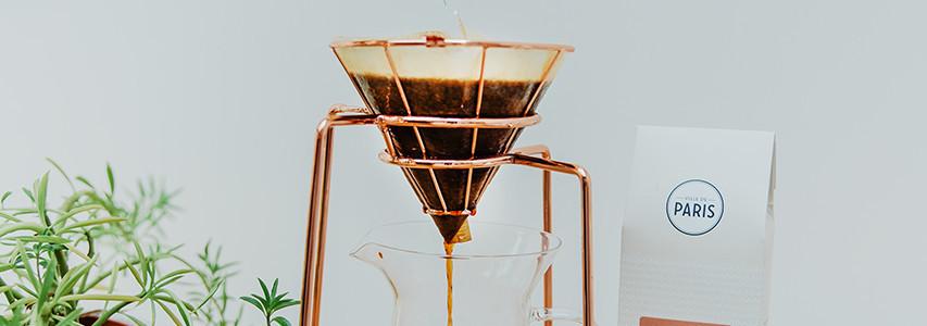 Tout pour un café filtre